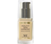 Make-Up Gesicht Healthy Skin Harmony Miracle Foundation Nr. 80 Bronze