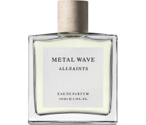 Unisexdüfte Metal Wave Eau de Parfum Spray
