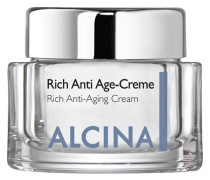 Kosmetik Trockene Haut Rich Anti Age Cream