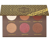 Lidschatten Cocoa Blend Eyeshadow Travel Palette