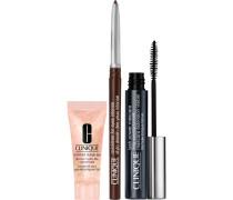 Lash Power Mascara Set Black Onyx 6 ml + Moisture Surge Eye 5 Quickliner for Eyes Intense Chocolate 0;14 g