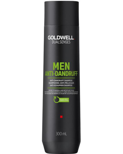 Dualsenses Men Anti-Dandruff Shampoo