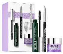 Geschenkset High Impact Mascara Black 7 ml + Take The Day Of Cleansing Balm 15 Quickliner For Eyes Intense Ebony 0;14 g