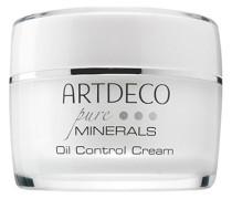 Gesichtspflege Pure Minerals Oil Control Cream