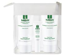 BioChange Anti-Ageing Body Care Geschenkset Hand Treatment 100 ml + Foot & Leg Creme Nail Oil 7;5