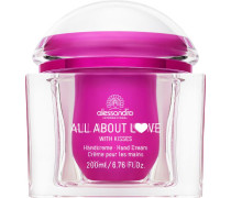 Pflege All About Love Handcreme with Kisses