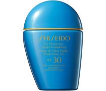 Sonnenpflege Sonnenmake-up UV Protective Liquid Foundation SPF 30 Dark Beige