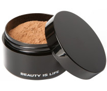 Make-up Teint Loose Powder für dunkle Haut Nr. 04W Sahara