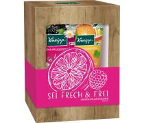 Pflege Duschpflege Geschenkset Sei Frech & Frei Aroma-Pflegedusche frech; wild und wunderbar! 200 ml + frei; verrückt glücklich!