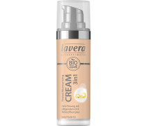Make-up Gesicht Tinted Moisturising Cream 3 in 1 Q10 Nr. 02 Ivory Nude