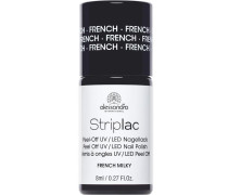 Make-up Striplac French Nail Milky