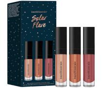 Lipgloss Solar Flare Mini Moxie Plumping Trio Rule Breaker 2;25 ml + Wid Beauty Wow Factor