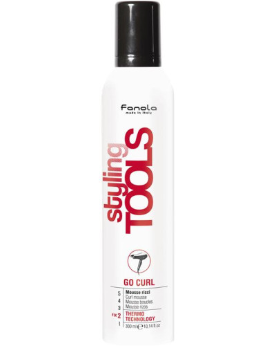 Styling Tools Curly Mousse