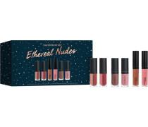 Lippenstift Ethereal Nudes Mini Gen Nude Lip Matte Liquid Lipcolor Bo$$ 2 ml + Swag Buttercream Lipgloss Tantalize Must Have Patent Lacquer Hype 2;5 Bestie