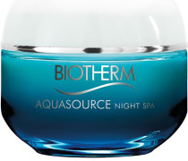 Gesichtspflege Aquasource Night Spa