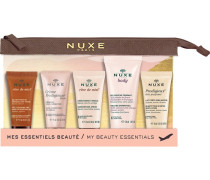 Crème Prodigieuse Geschenkset Rêve de Miel Gel Nettoyant et Démaquillant Visage15 ml + Multi-Correction 15 Rève Mains Ongles Body Douche Fondant 30 Prodigieux Lait Parfumé