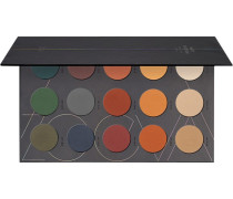 Lidschatten Matte Spectrum Eyeshadow Palette