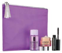 Pflege Augen- und Lippenpflege Geschenkset All About Eyes 15 ml + Take The Day Off 30 High Impact Mascara 3;5