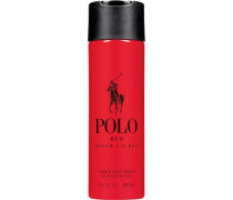 Polo Red Hair and Body Wash
