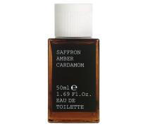 Saffron; Amber; Cardamom Eau de Toilette Spray