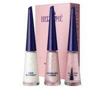 Nagel Dekoration French Manicure Set Pink