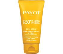 Sonnenpflege Sun Sensi Anti-Aging Sonnenschutz Crème Visage