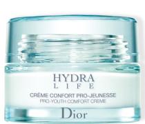 Feuchtigkeitspflege Hydra Life Crème Silk (normale bis trockene Haut)