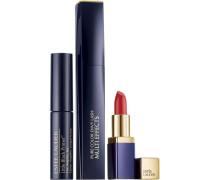 Makeup Augenmakeup Geschenkset Pure Color Lash Envy Mascara 6 ml + Little Black Primer 2;8 Lipstick Nr. 340 Envious 1;2