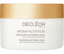 Aroma Nutrition Crème Riche Nourrissante Corps