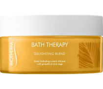 Bath Therapy Delighting Blend Body Hydrating Cream Infused