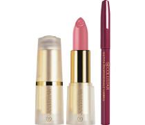 Looks Parlami D'Amore Puro Lipstick Nr. 71 Porpora Fatale + Lip Pencil 13