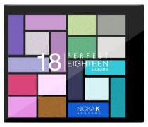 Make-up Augen Perfect Eighteen Colors