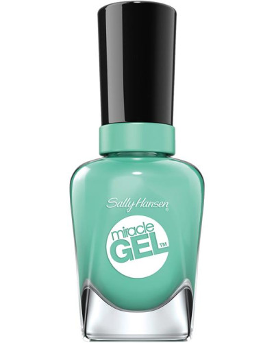 Nagellack Miracle Gel Travel Stories Nr. 754 Prince Char-mint