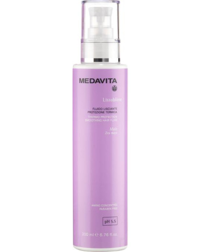 Lissublime Thermal Protection Smoothing Hair Fluid