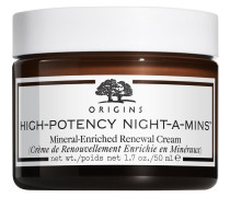 Nachtpflege High Potency Night-A-Mins Mineral-Enriched Renewal Cream