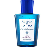 Mirto di Panarea Blu Mediterraneo Shower Gel