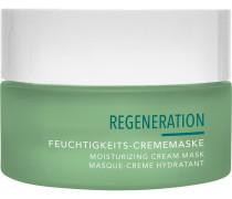 Pflege Regeneration Feuchtigkeitscreme Maske