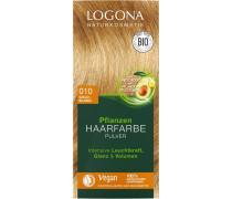 Haarfarbe Pflanzen Pulver Nr. 020 Karamelblond