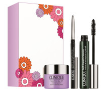 Geschenkset High Impact Mascara Nr. 01 Black 7 ml + Take The Day Off Cleansing Balm 15 Quickliner For Eyes Intense Ebony 0;14 g