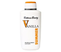 Summer Vanilla Hand & Body Lotion
