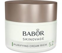 Gesichtspflege Skinovage Purifying Cream Rich
