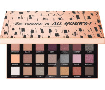 The Choice Is All Yours! Eyeshadow Palette