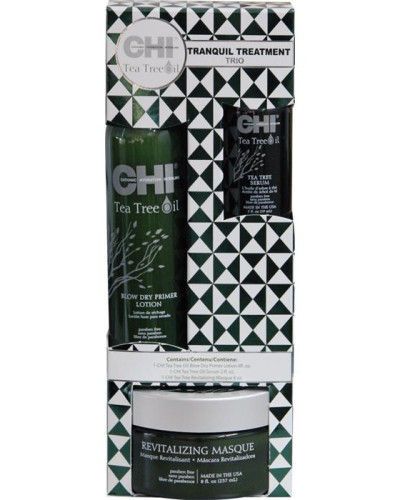 Tea Tree Oil Tranquil Treatment Trio