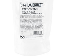 Seife Nr. 074 Hand & Body Wash Cucumber/Mint Refill