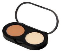 Makeup Corrector & Concealer Creamy Kit Nr. 02 Ivory