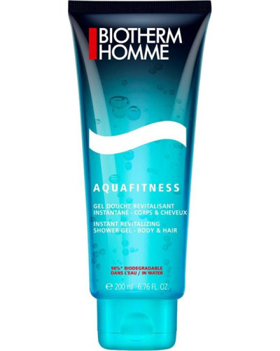 Männerpflege Aquafitness Shower Gel - Body & Hair