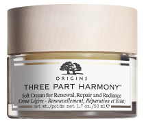 Feuchtigkeitspflege Three Part Harmony Soft Cream For Renewal; Repair And Radiance