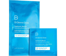 Pflege Hyaluronic Marine Daily Essentials Hydrating Mask 2x Step 1 Cushion Gel 45 g + 2 Activating Powder 3;5