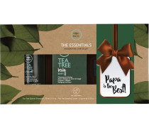 Tea Tree Special Vatertagsset Shampoo 75 ml + Shaping Cream 10 g Body Bar 35;4