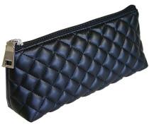 Kosmetiktasche Schminktasche Cavallo schwarz; 21 cm